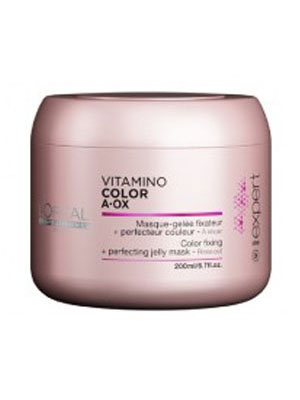 L'Oréal Vitamino Color A-OX Radiance Protection Jelly Mask Outle