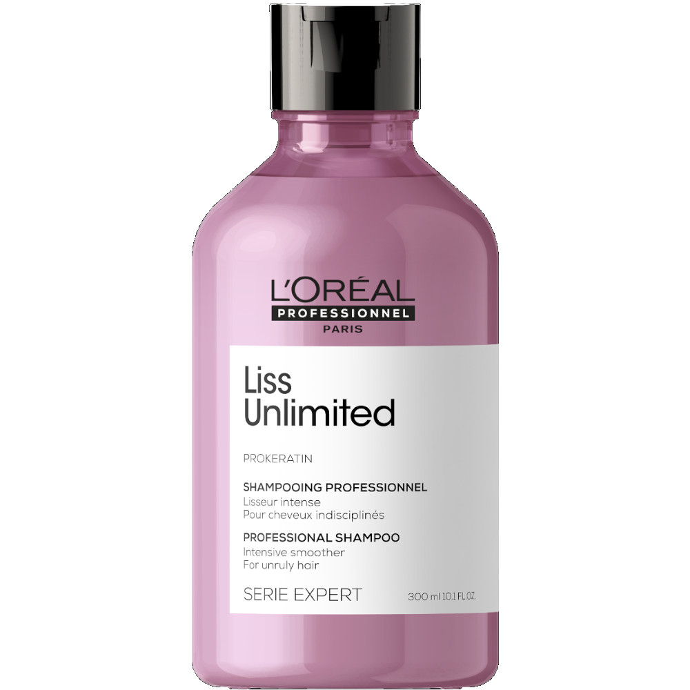 L'Oréal Serie Expert Liss Unlimited Intense Smoothing Shampoo