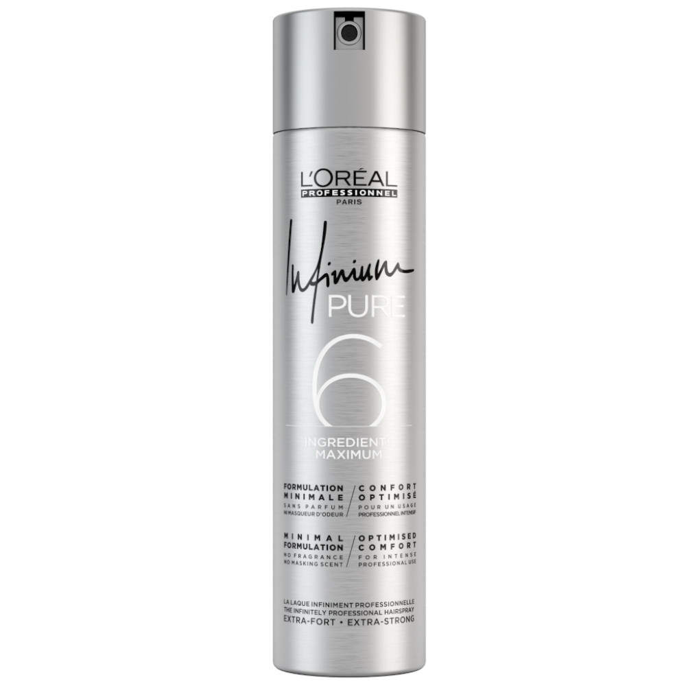 L'Oréal Infinium Pure 6 Hairspray Extra Forte