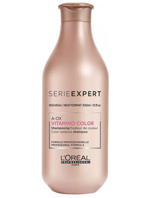 L'Oréal Vitamino Color A-OX Color Radiance Shampoo