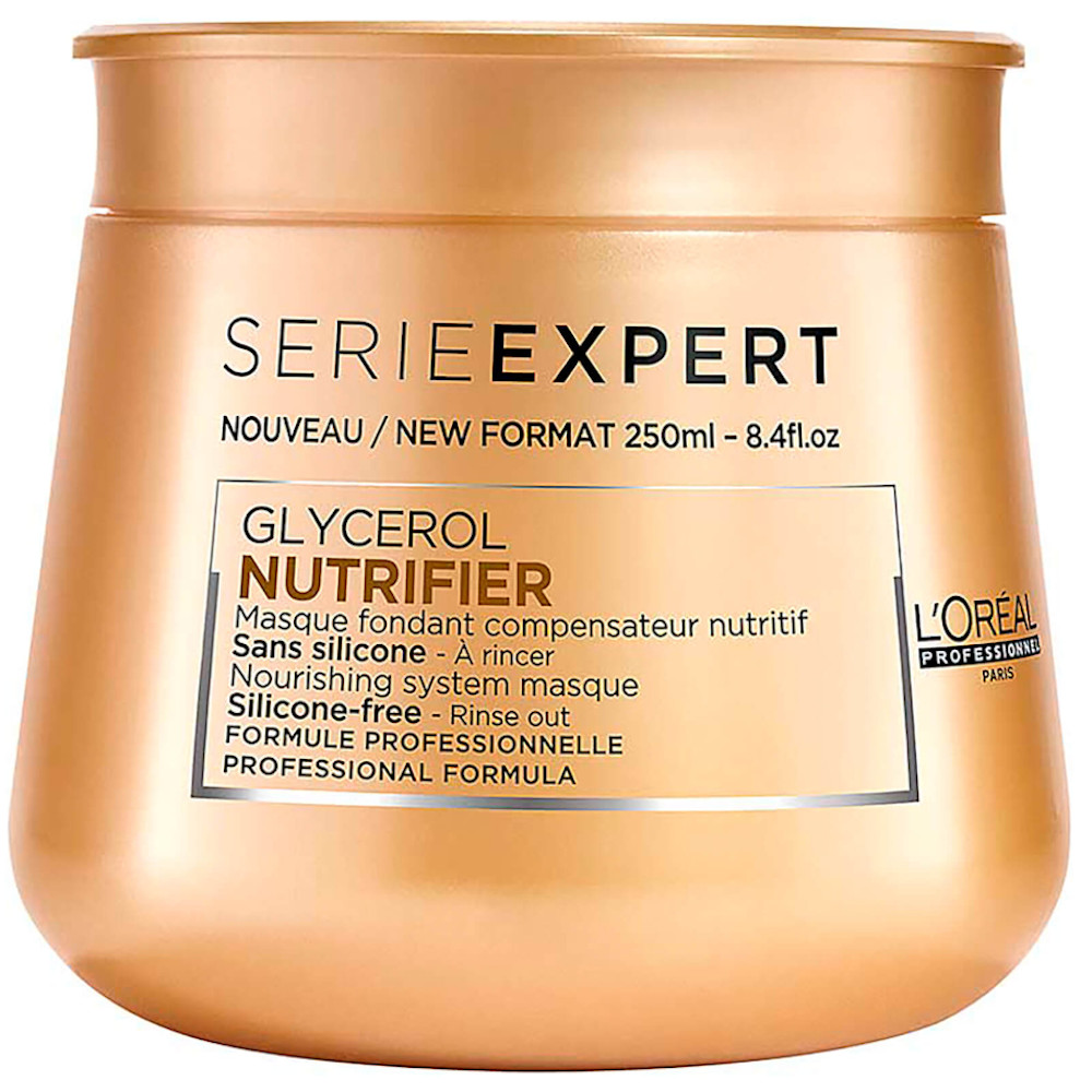 L'Oréal Nutrifier Silicone-Free Melting Masque