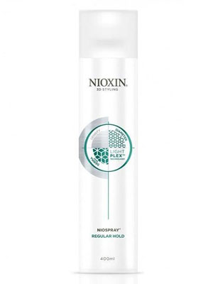 Nioxin 3D Styling Niospray Regular Hold 400 ml
