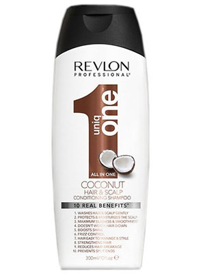 Revlon Uniq One All in One Conditioning Shampoo Coconut