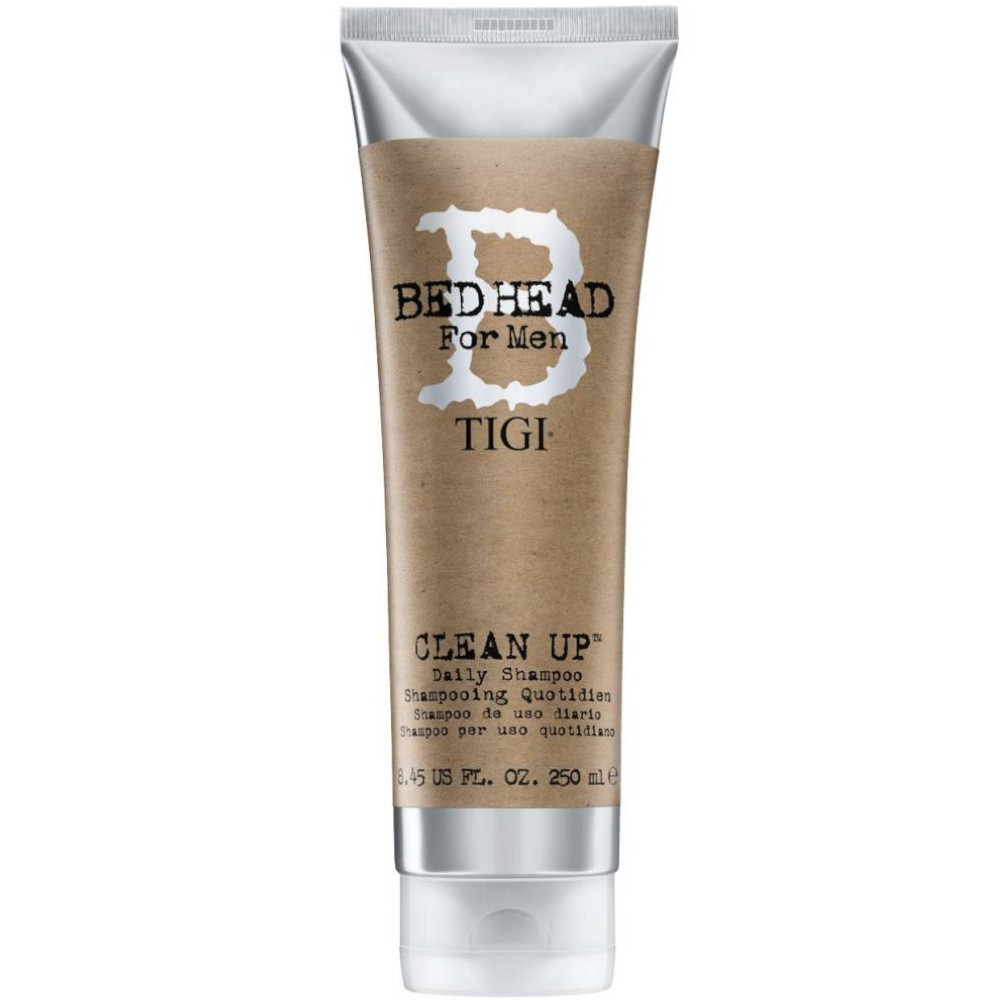 Tigi Bed Head For Men Clean Up Daily Shampoo