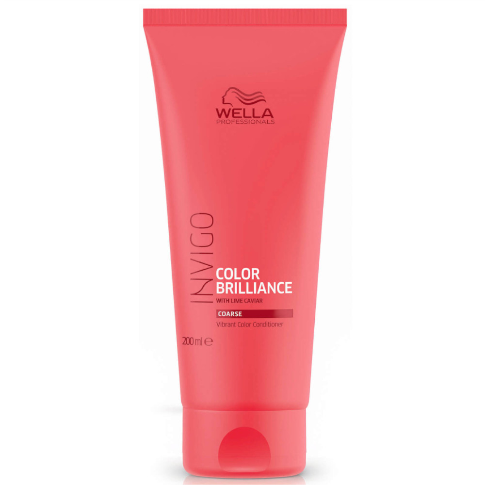 Wella Invigo Color Brilliance Conditioner Coarse Hair
