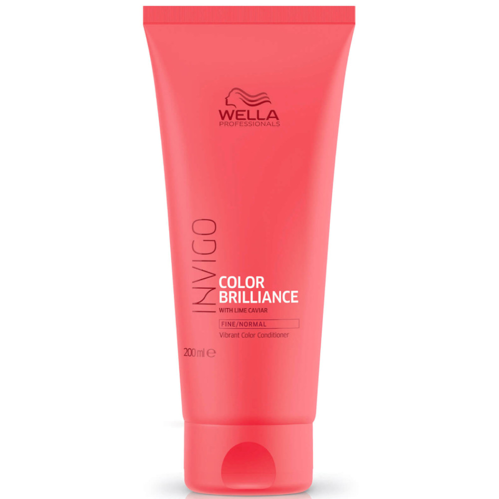 Wella Invigo Color Brilliance Conditioner Fine Normal Hair