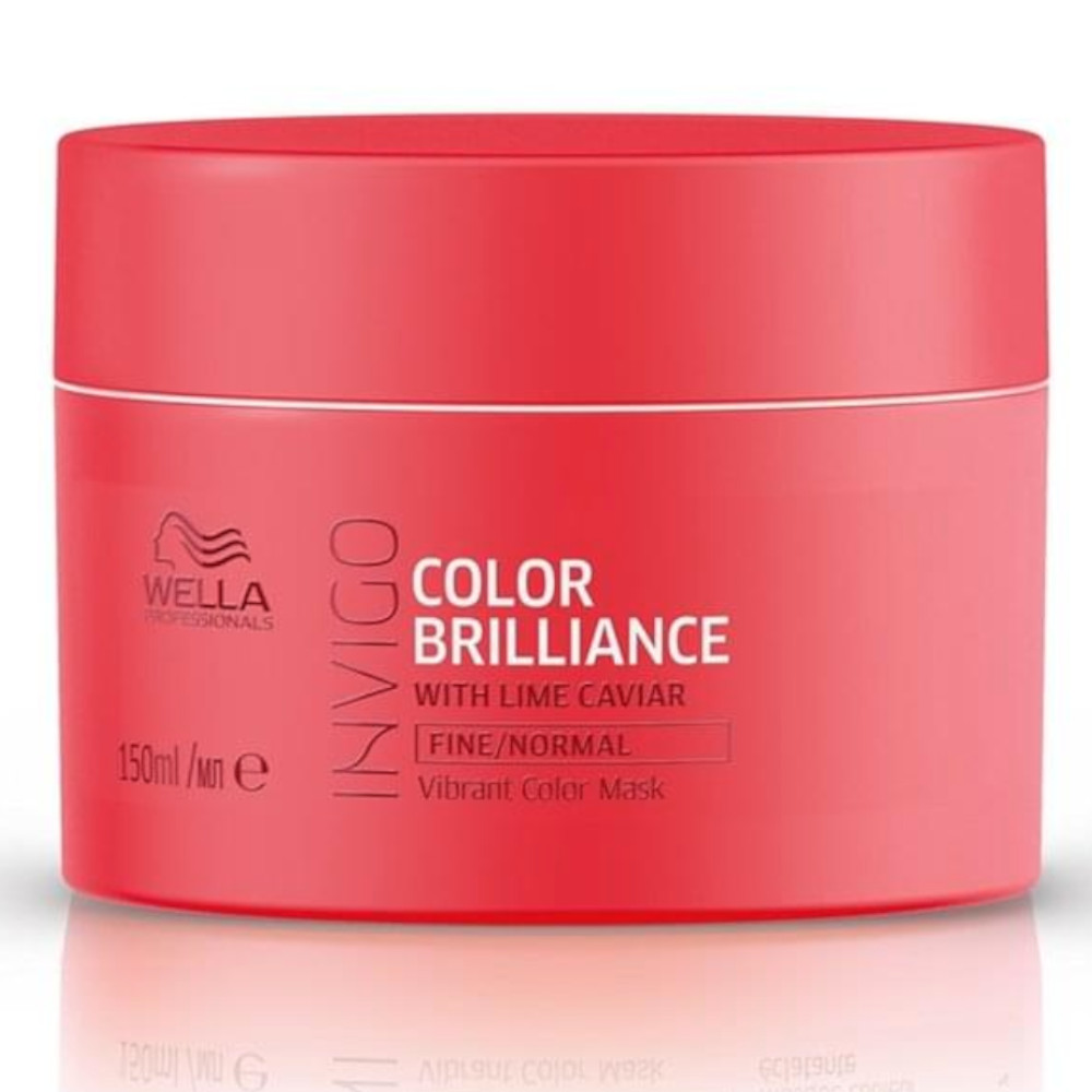 Wella Invigo Color Brilliance Mask Fine and Normal hair