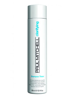 Paul Mitchell Clarifying Shampoo Three