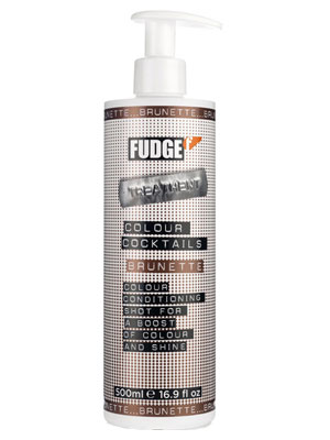Fudge Treatment Colour Cocktails Brunette 500 ml