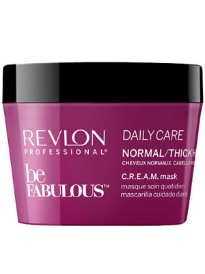Revlon Be Fabulous Daily Care Cream Mask
