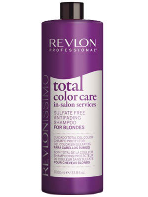 Revlon Issimo Total Color Care Antifading Shampoo For Blondes