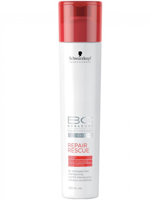 Schwarzkopf Bonacure Repair Rescue Deep Nourishing Shampoo Outlet