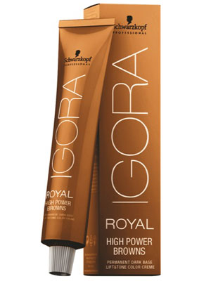 Schwarzkopf Igora Royal High Power Browns