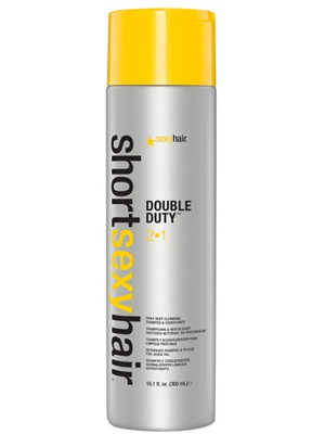Sexy Hair Short Double Duty Shampoo & Conditioner